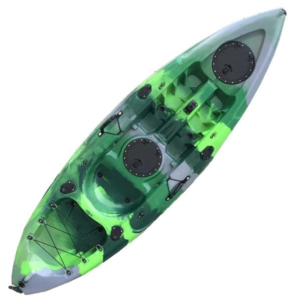 2015 new design Sunrise fashion kayak boat single kayak cheap price good quality popular colorful stable