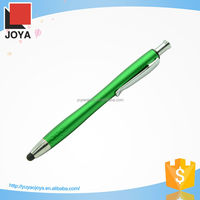 Hot new products for 2015 Plastic Roller Stylus Touch Pen