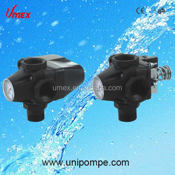 2017 hot sale differential water pump on off switch