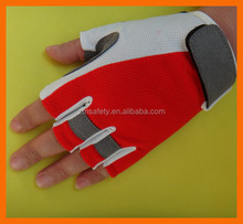 Anti Vibration Fingerless Gloves for Cycling