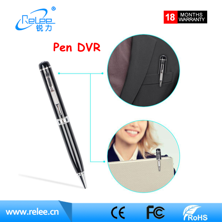 New Security Surveillance Full hd 1080p hidden pen camera dvr video recorder