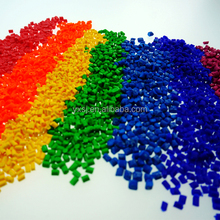 High denstiny PP/PE/PC/PS/ABS/EVA color masterbatch for blowing film/injection/extrusion