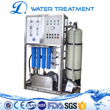 Salt Water to Drinking Water Machine Water Treatment Plant