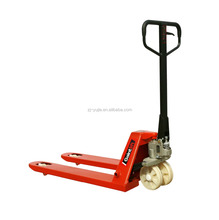 1-3tons Manual Hydraulic Pallet Truck/yujie/logistics equipment/hand pallet truck China export/warehouse