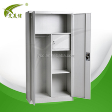 Good design metal stainless steel godrej cupboard with laminate