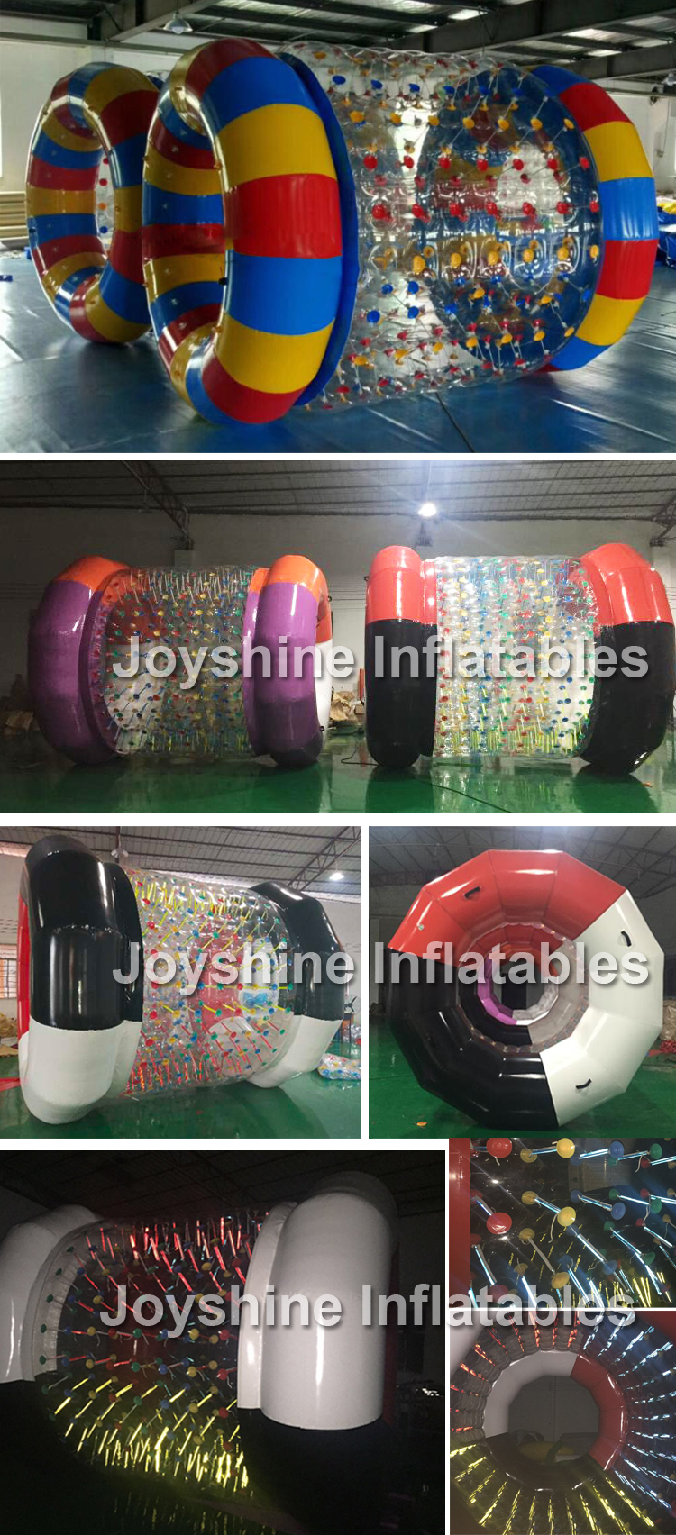 Giant Water Walking Inflatable Water Roller Ball To Ride In