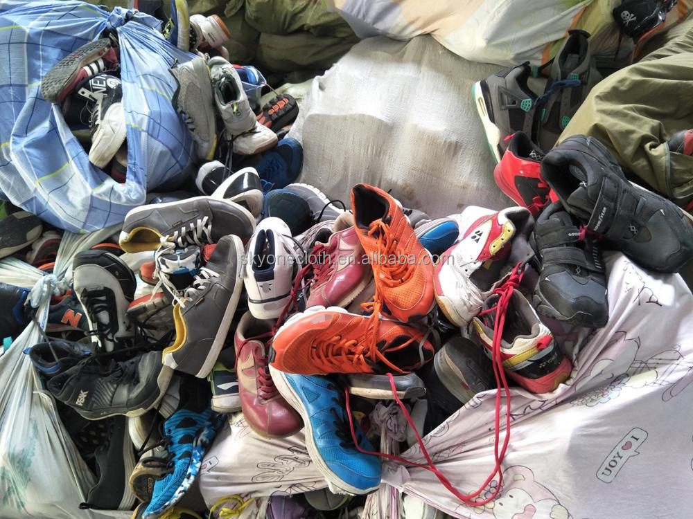 Good Quality Used shoes hot selling second hand shoes