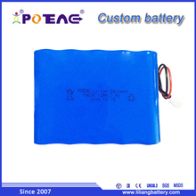Deep cycle 2S5P 7.4v 13Ah rechargeable li-ion battery with PCM
