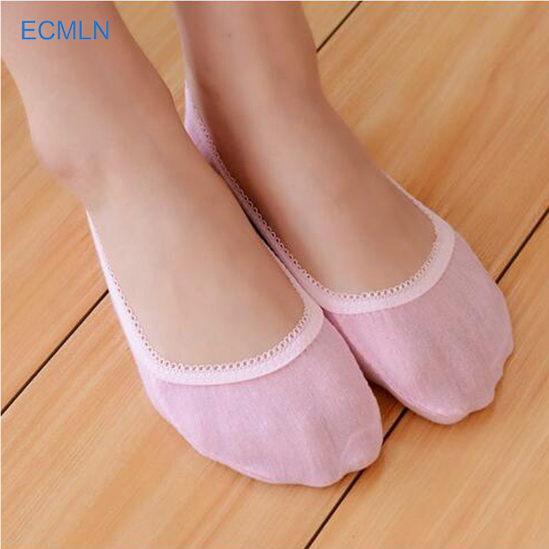 Cheap Good Quality Women Cotton Spandex Sneaker Ankle Socks