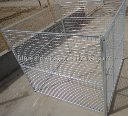 welded wire dog fence panel welded wire dog kennel panel