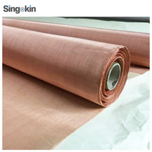 Low Price Good Ductility Copper Wire Mesh Shielding For Porcelain Clay