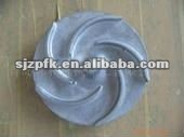 stainless steel impeller submersible pump