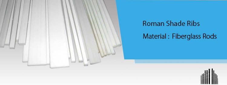 Thermal insulation roman shade weight bar, roman blind bottom bar, roman blind bottom weight bar