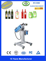 Wildely use auto melt glue labeling machine for sale