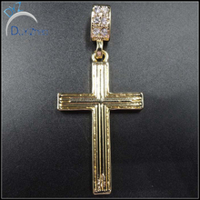 hip hop fashion cross pendent