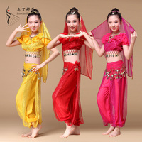 TWK00823 wholesale girl bellydancing costume belly dance costume