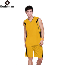 Popular international basketball jersey design 2015 sample basketball wear sets YNBW-02 china basketball jersey