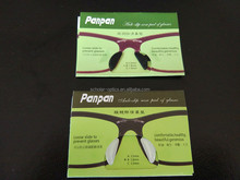 High Quality Push in Non-slip Silicone Nose Pad For Glasses