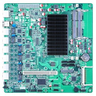 Router motherboard Firewall motherboard D2550MF6 ATOM D2550 dual core 32nm 1.86Ghz 1MB 2rd cache,Intel 6 LAN,12V DC IN,fanless