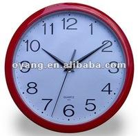 10 inch plastic wall clock