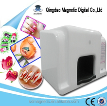 nail art vending machine/digital nail art printer
