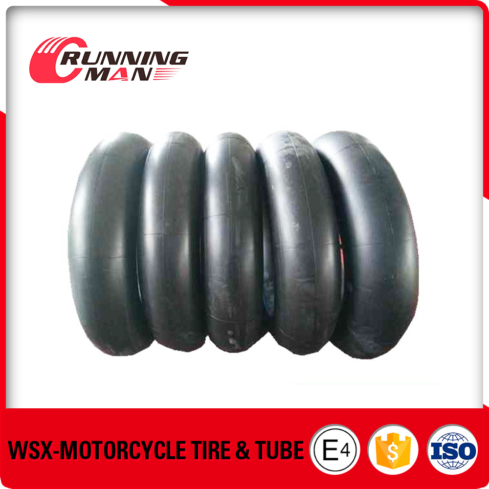 Double Road Butyl Rubber 3.25-16 3.50-16 inner tube with good service before on and after sale