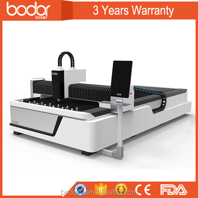 1000W small tubular products laser cutting machine