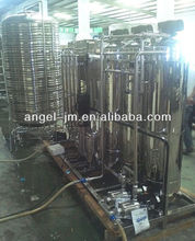 Stainless steel304 pipeline RO System/0zone drinking water treatment system
