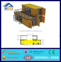 china factory prefab cargo container modular 3 bedroom house plans
