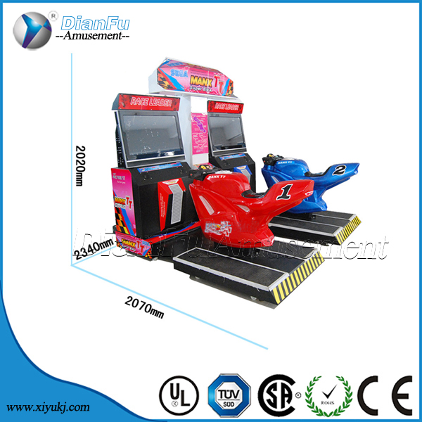 simulator arcade racing car game machine/motorcycle racing simulator/simulator racing machine MANX TT
