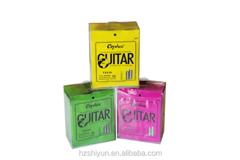 acoustic guitar 12 strings wholesale acoustic guitar string