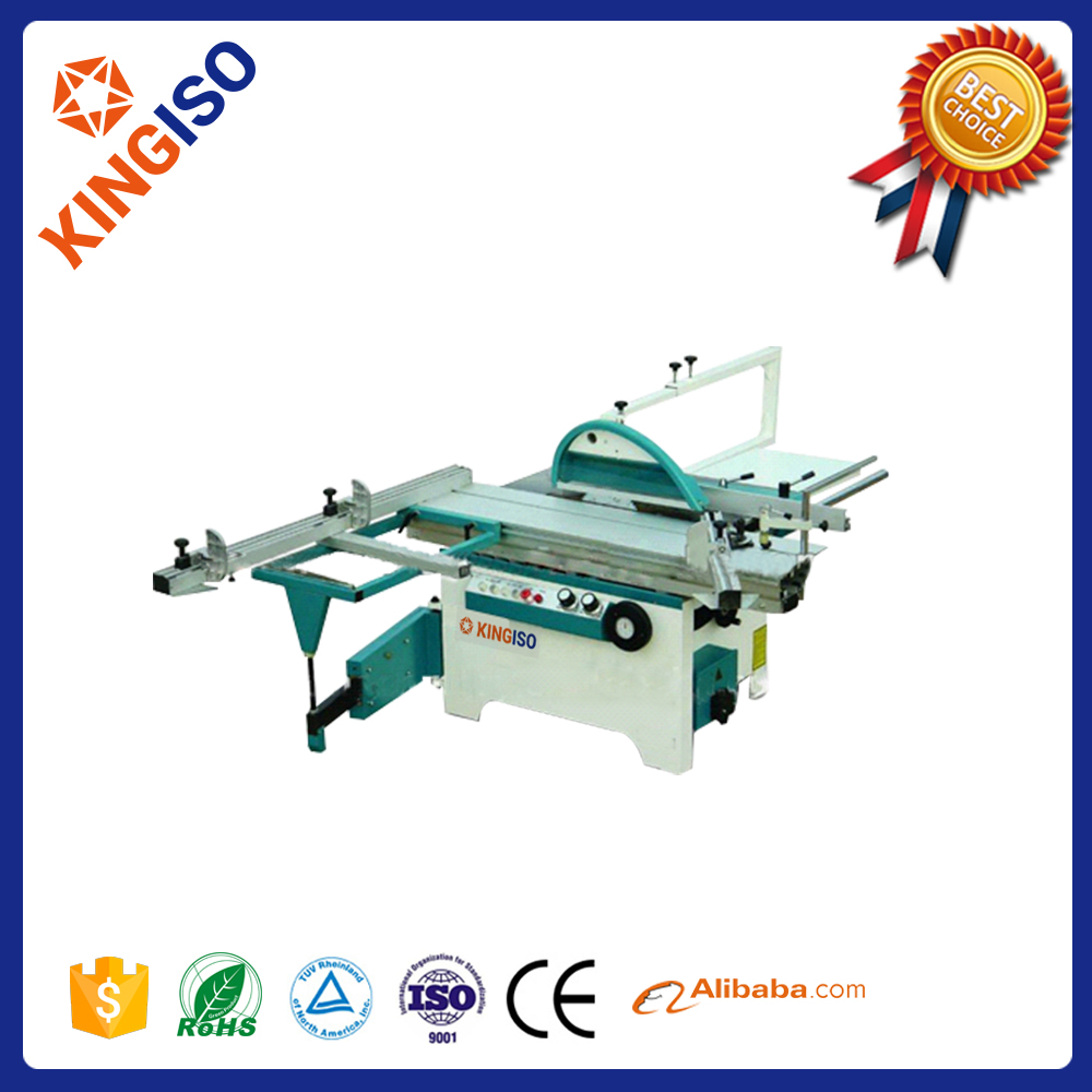 MJ6115TD used sliding table saw wood cutting saw machine