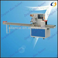 full automatic pillow type wrapping machine