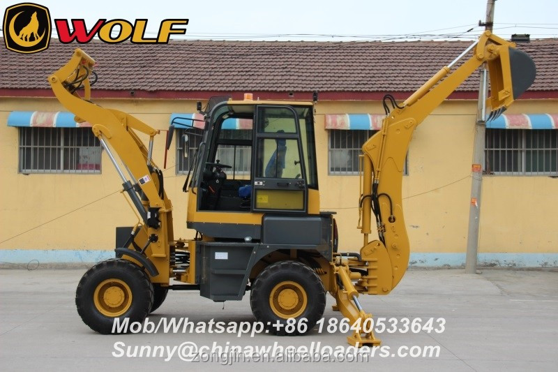 Cheap price WZ45-17 new backhoe prices