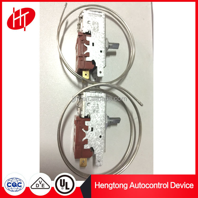 Chinese wholesale high quality wp series high precision cut off air conditioning refrigerator thermostat