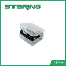 Factory wholesale plastic waterproof case box 26650 battery holder