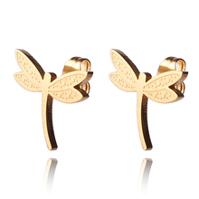 Children's Stainless Steel Gold Fashion Accessory For Make Earring