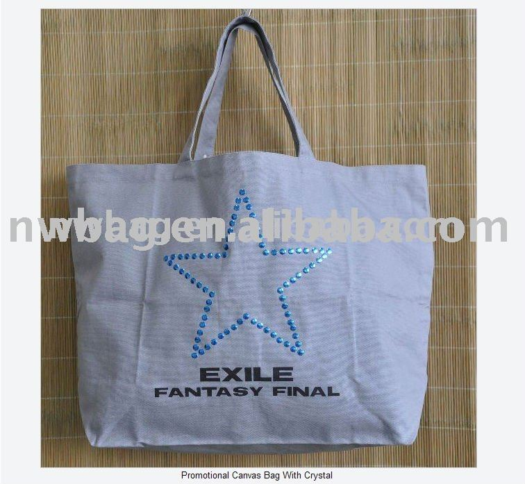 2011 Eco Friendly Canvas Tote Bag for world market