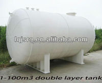 10T ISO Oil Tanker Vessel Milk Transportation Tank For Sale