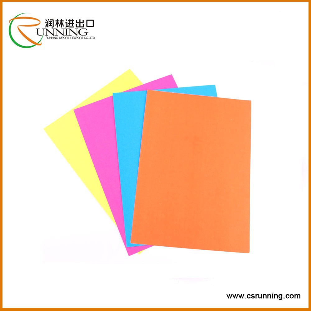 Best Sale top quality color paper in sheets 230gsm