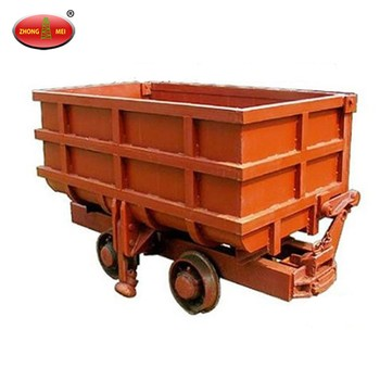 High Quality KC Series Underground Side Dump Mining Cart for Sale