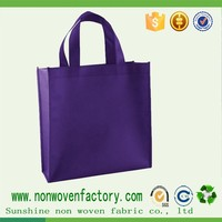 100% PP fabric nonwoven for making non woven bags, shopping bags, handle bag,