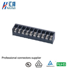 2-30 pins power distribution unit terminal block connector 6.35mm pitch