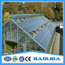 Ploy Agricullture Invernaderos Greenhouse With Auaponics Farms In China
