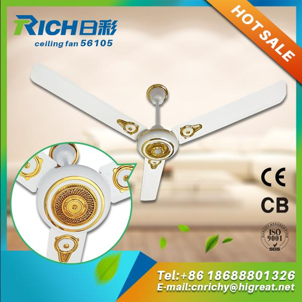 "air cooler foshan 36"" rechargeable ceiling fan"
