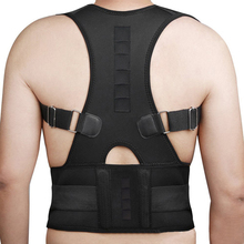 lumbar spine support back brace to correct posture back support girdle lumber back support