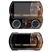 PVC Skin Sticker Custom Decal for PSP GO Console skin sticker Cover Game Accessory