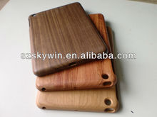 Wood Magnetic Smart Cover Case Stand for Apple iPad 3 & iPad 2