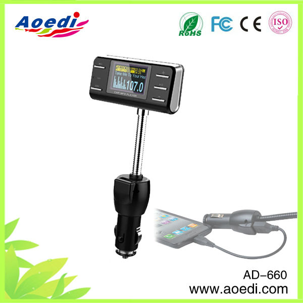 New!!fm transmitter car mp3 player,oem mp3 player built in fm transmitter,12v fm transmitter usb mp3 of AD-915