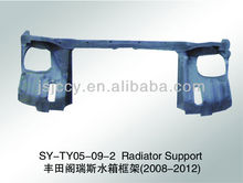 HIGH QUALITY TOYOTA HIACE-08/12(JINBEI GRACE) RADIATOR SUPPORT